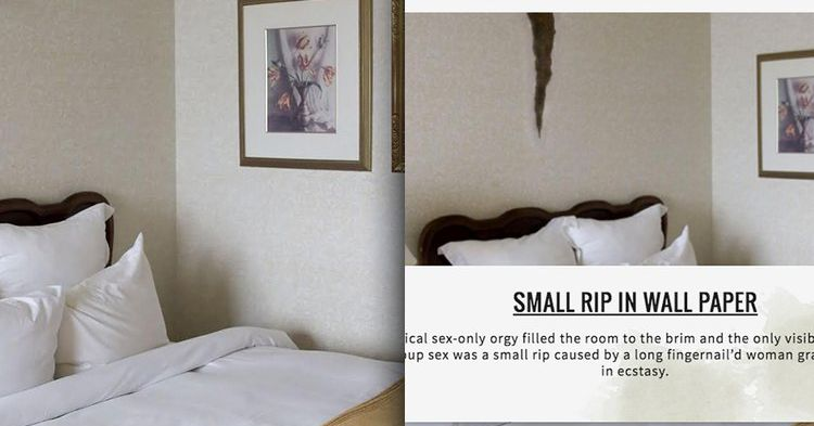 The Horrifying Truth Of What Happened In Your Hotel Room Last Night