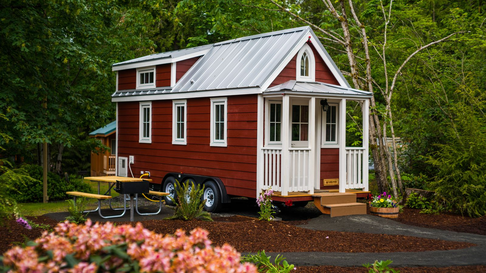 Tiny Home Designs: Oregon Tiny House Bill Moves Closer To Reality, But Not