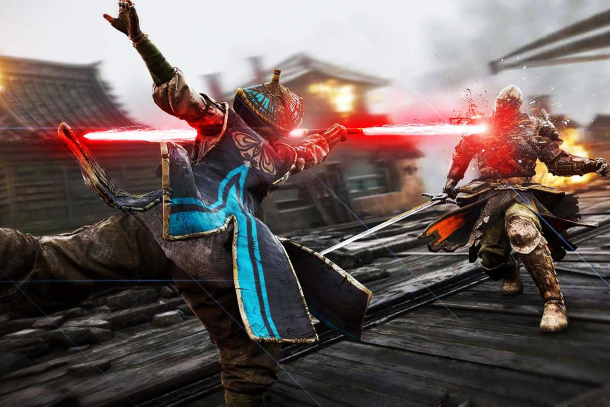 For Honor adds lightsabers in this year's best Star Wars Day tribute