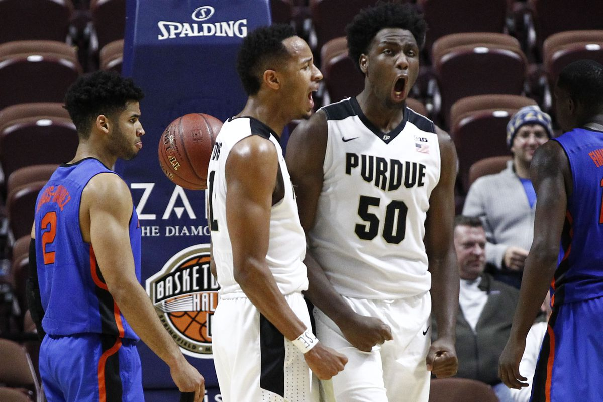 Swanigan and Edwards are excited to hear our latest podcast!