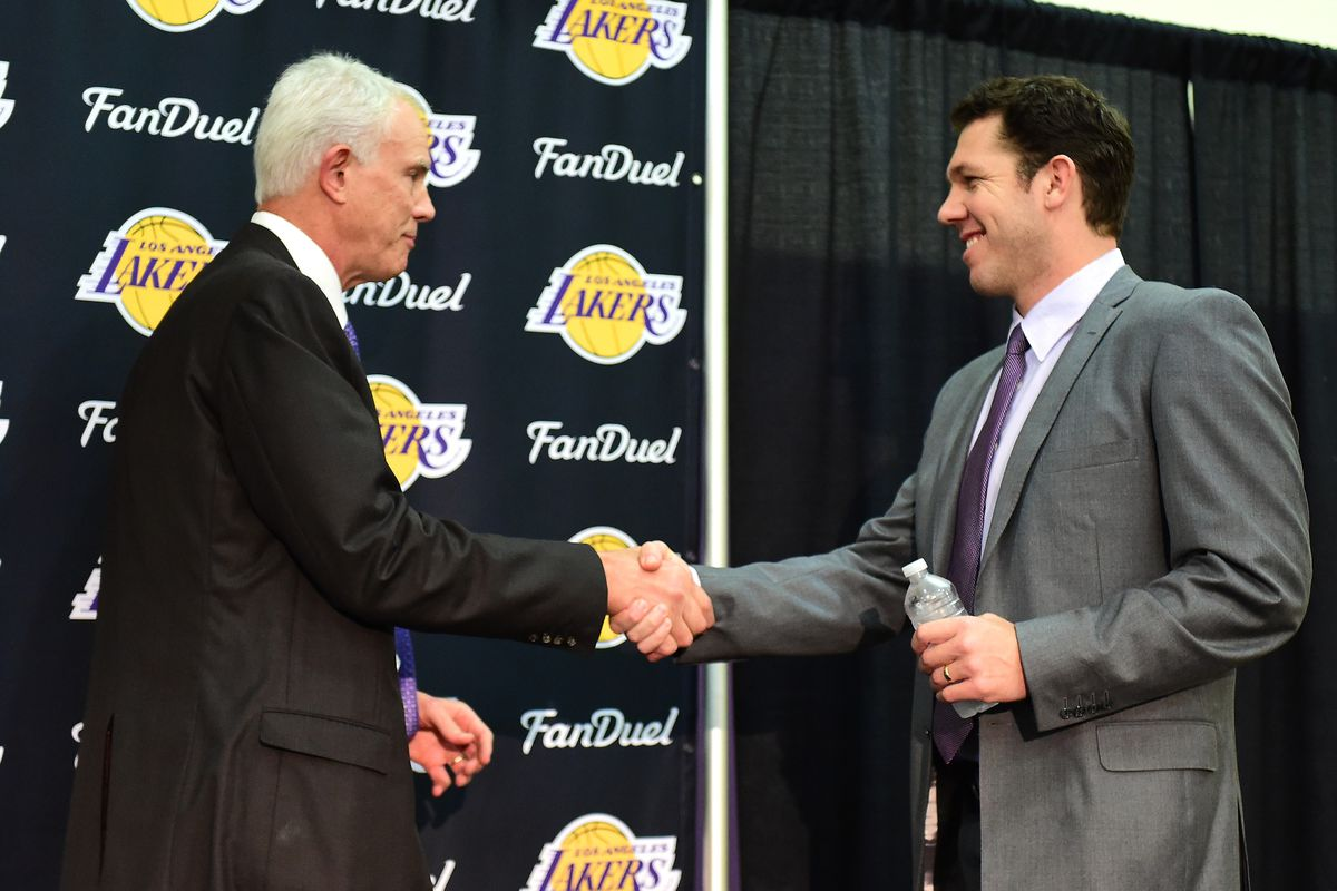 Lakers News Mitch Kupchak is reportedly the only GM in the