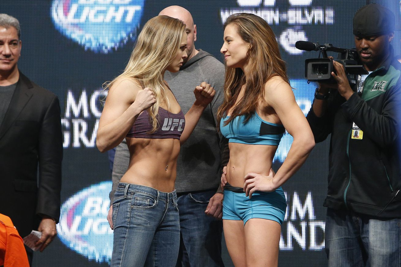 community news, Even in retirement, Miesha Tate wouldn't say hi to Ronda Rousey if they crossed paths