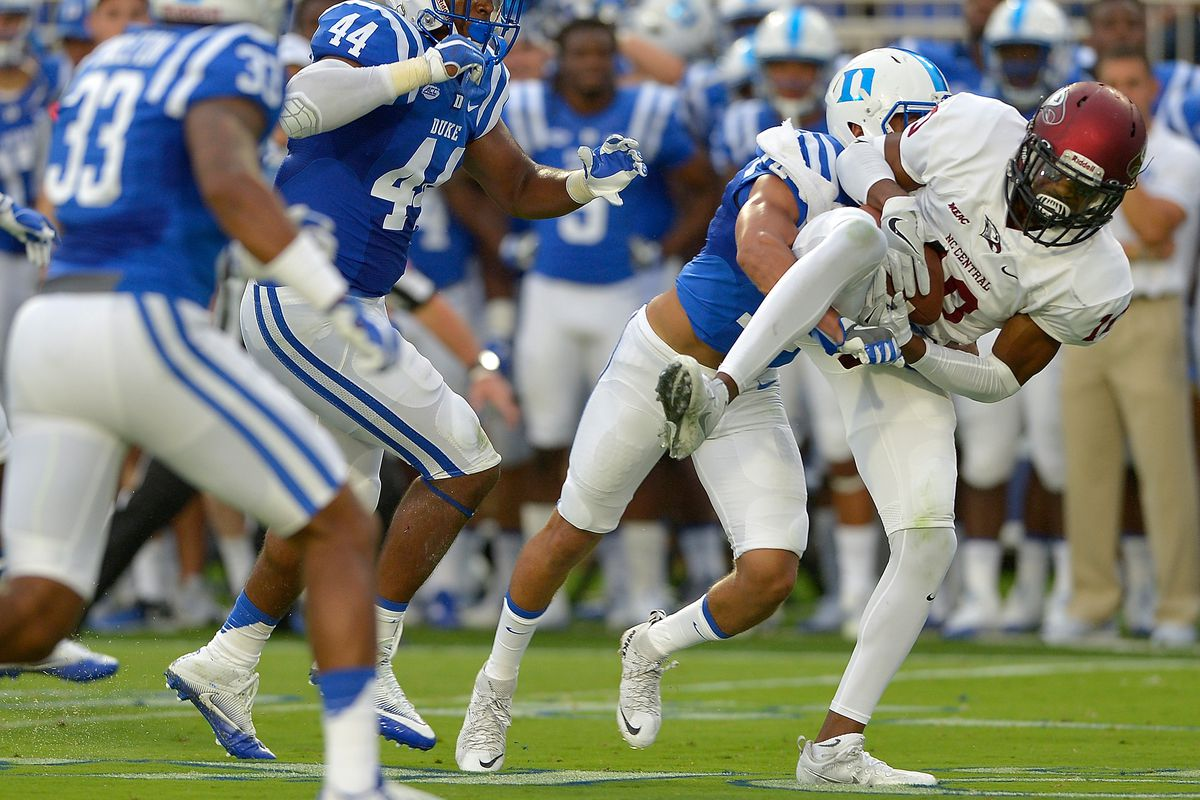 2017 Opponent Previews Duke Blue Devils Tar Heel Blog