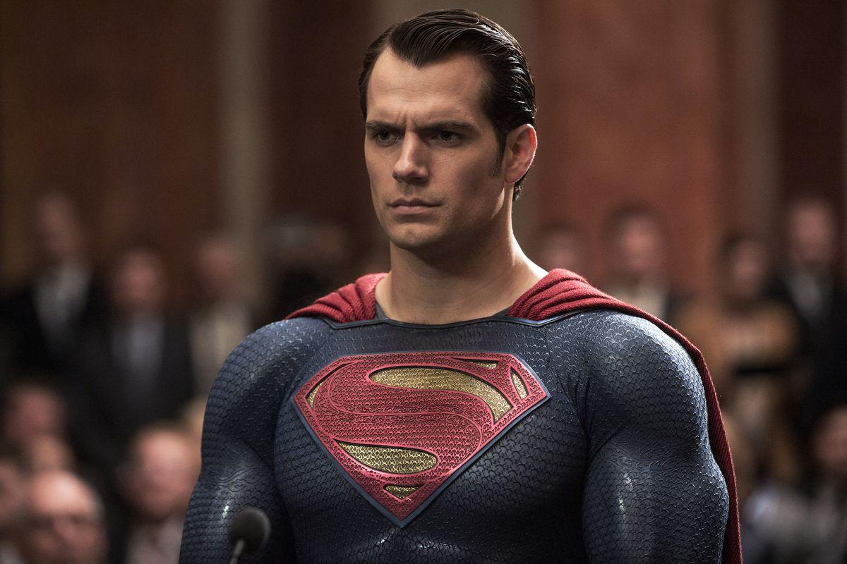 "Clark Kent/Superman (Henry Cavill) in ""Batman V. Superman: Dawn of Justice"" (2016)"