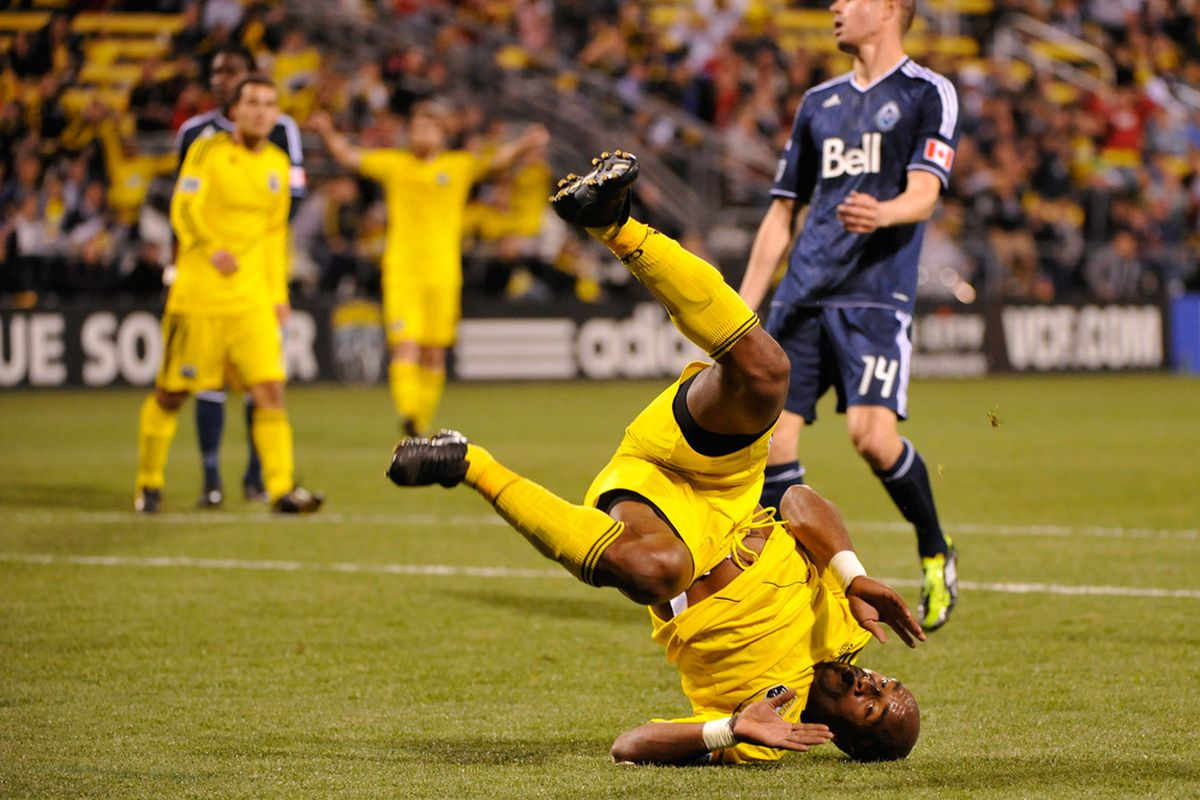 Will Columbus continue to fall down the table?