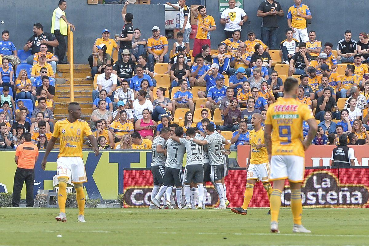 Tigres UANL v Atlas - Torneo Apertura 2018 Liga MX