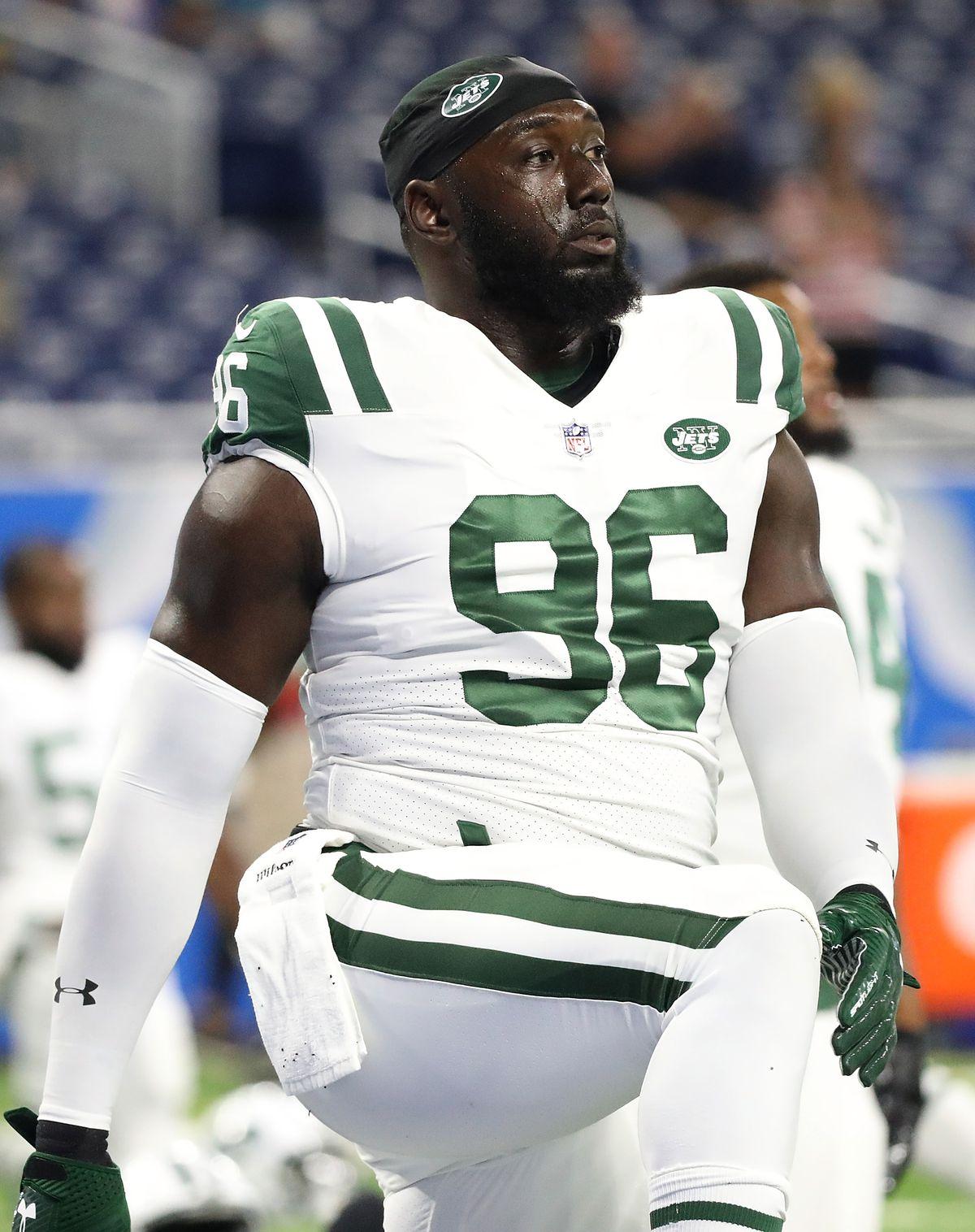 New York Jets v Detroit Lions