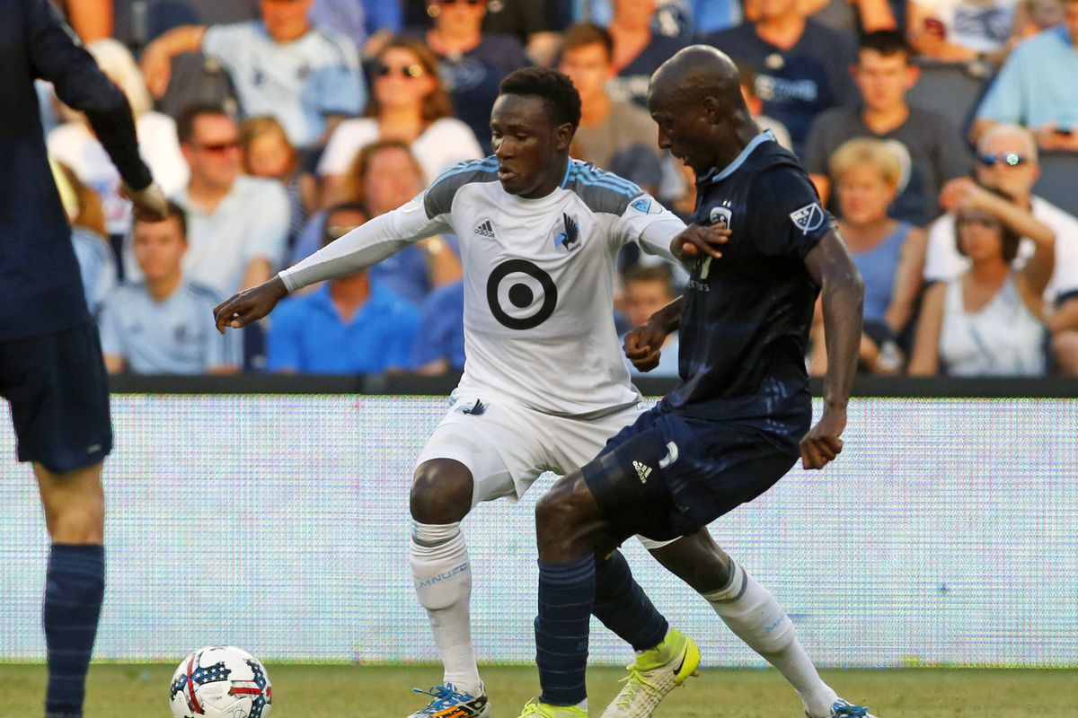 MLS: U.S. Open Cup-Minnesota United FC at Sporting KC