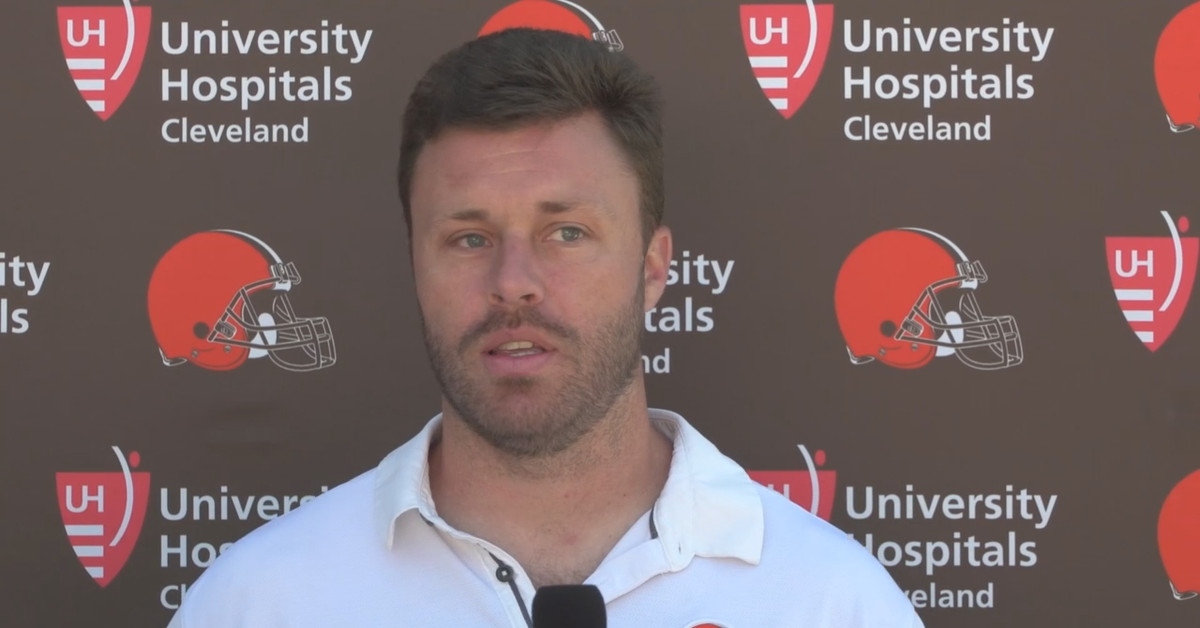 notes from the browns� defensive assistants after