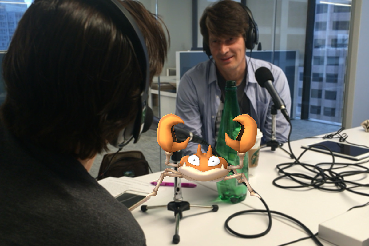 efcbda854e02 Full transcript  Niantic CEO John Hanke talks Pokémon Go on Recode Decode. ""