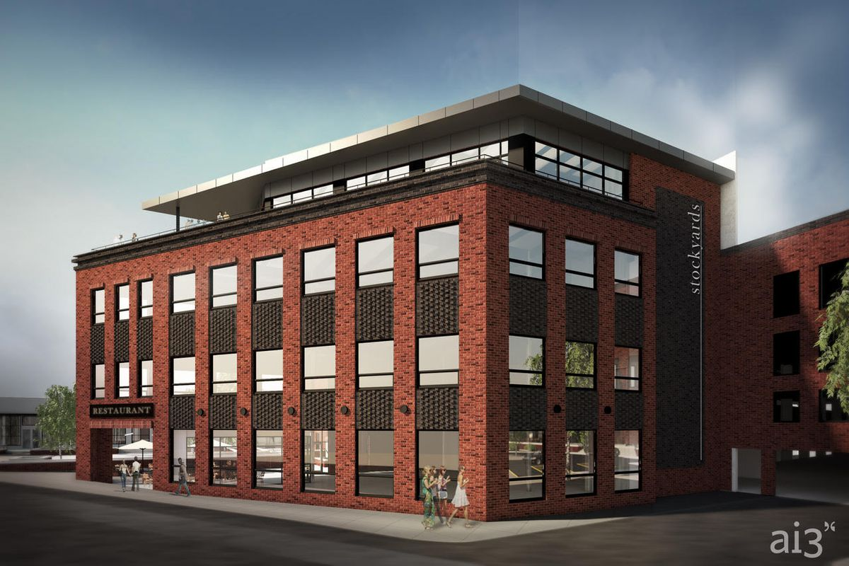 New York-based Industrious has leased 19,000 square feet in this facet of Stockyards.