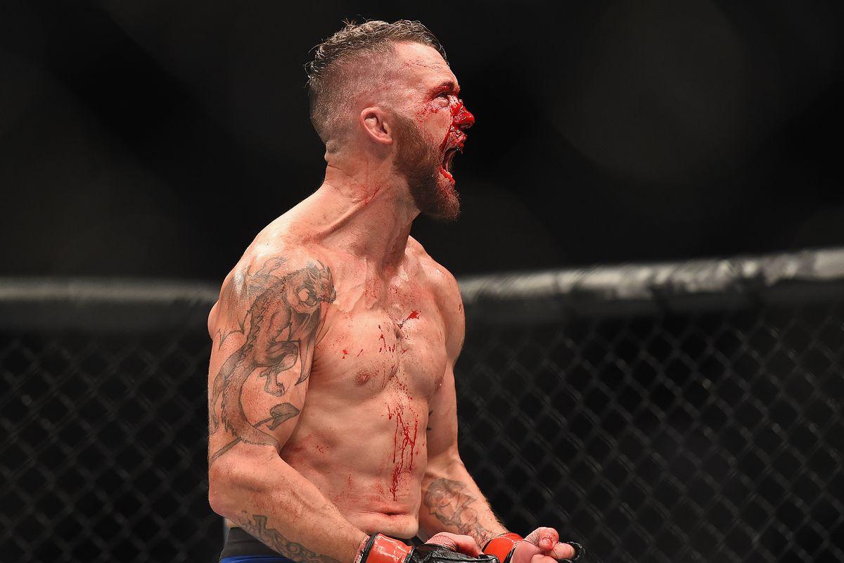 UFC Fight Night 110 Bonuses: Heavyweight Slugfest Earns 'Fight Of The Night'