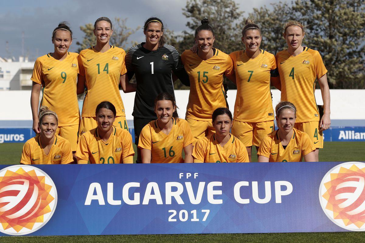 Australia vs Netherlands Women, Algarve Cup 2017