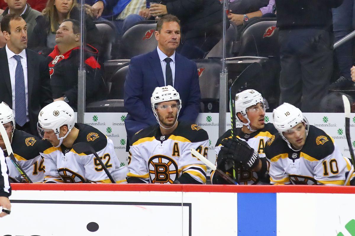 Fresh Link: Deuces. Bruins beat Devils 5-1, Hat Trick watch for David Pastrnak, Matt Grzelcyk. Connor Clifton…