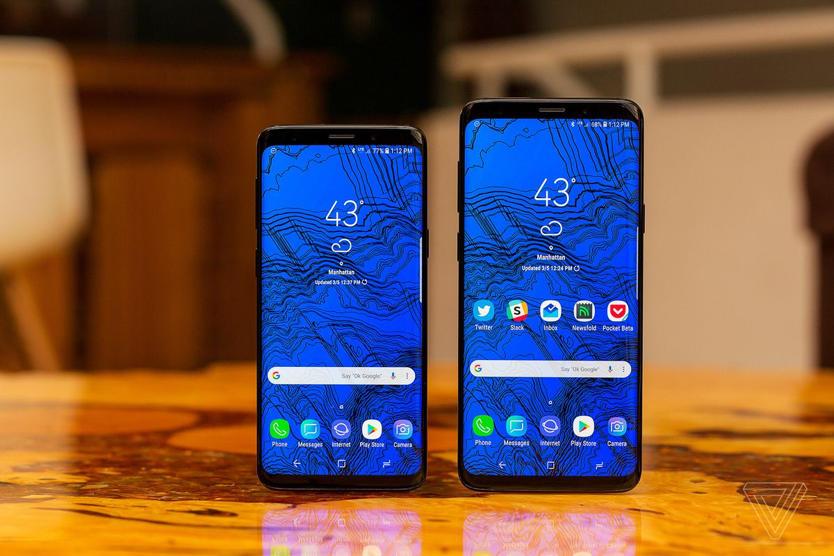 Samsung Galaxy S9 review: predictably great, predictably flawed