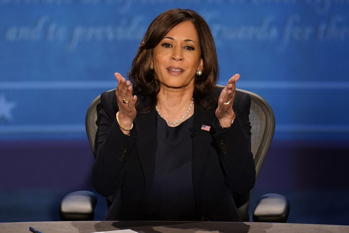 Kamala Harris Channeled The Anger In Debate With Mike Pence But She Refused To Be Defined By It Chicago Sun Times