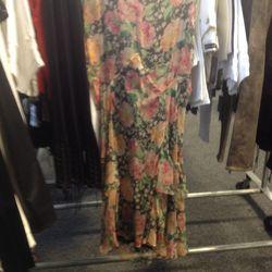 Denim & Supply floral skirt, $239