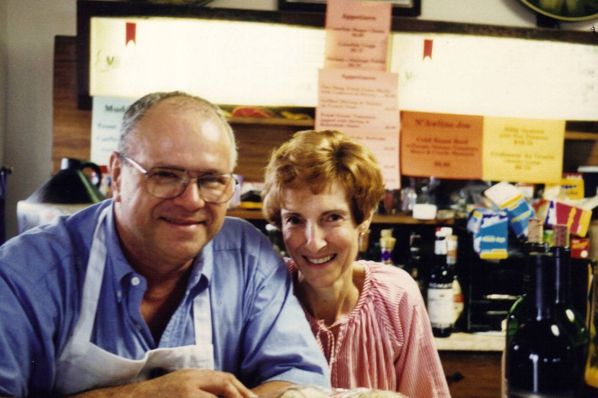 Gail and Anthony Uglesich