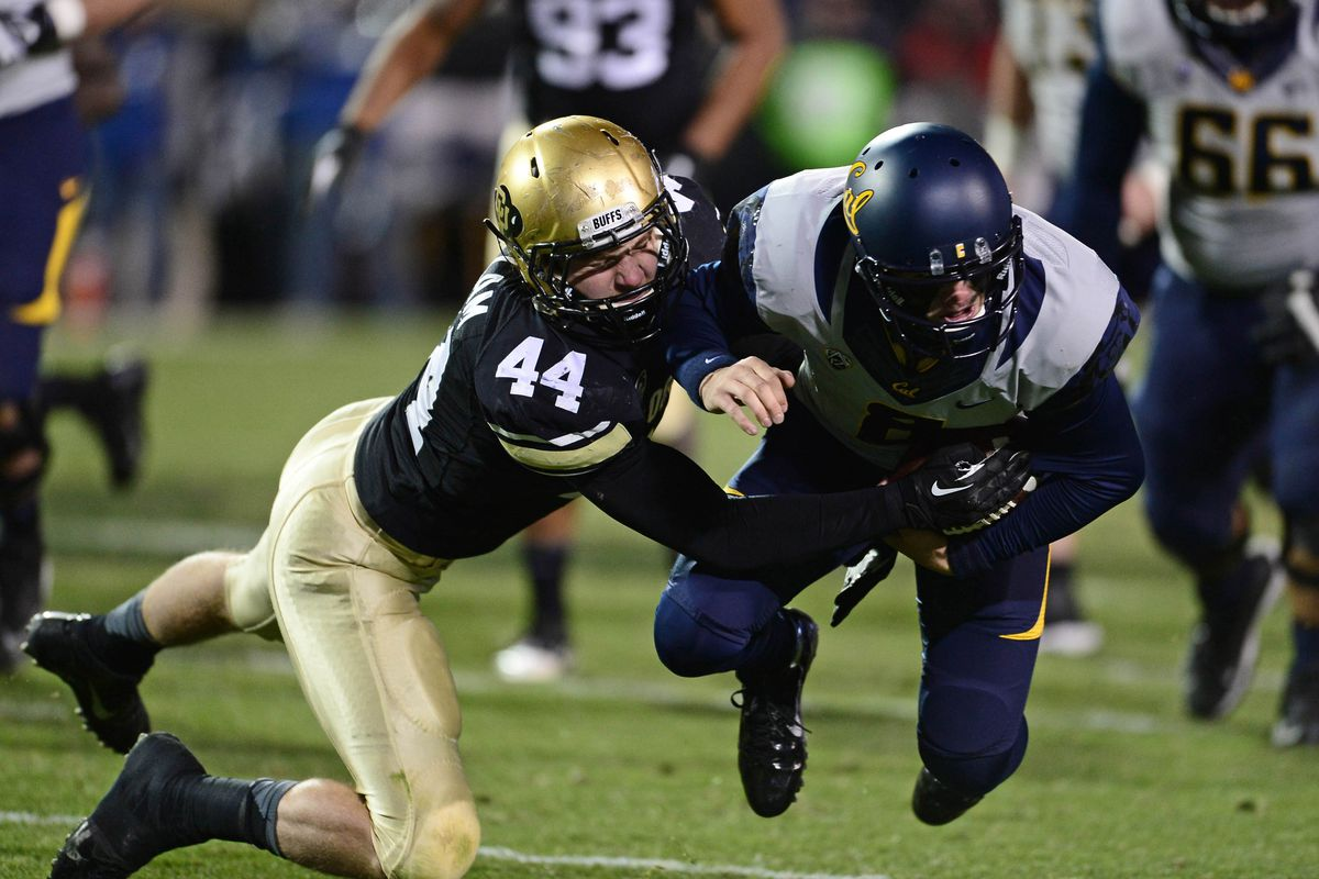 The Buffs and the Bears clash again on Saturday in Berkeley.