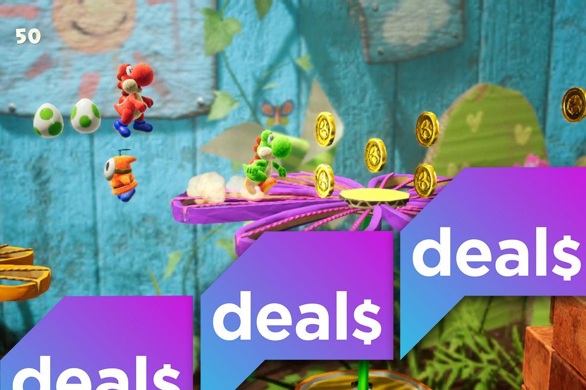 Best gaming deals: free Elder Scrolls game, Nintendo Switch
