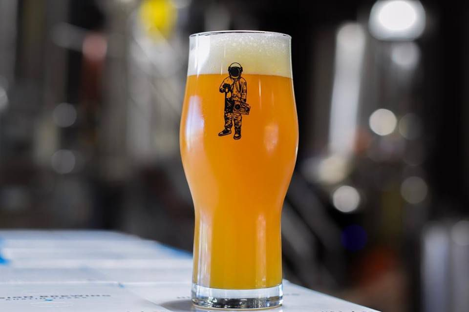 Beer from Hi Sign Brewing