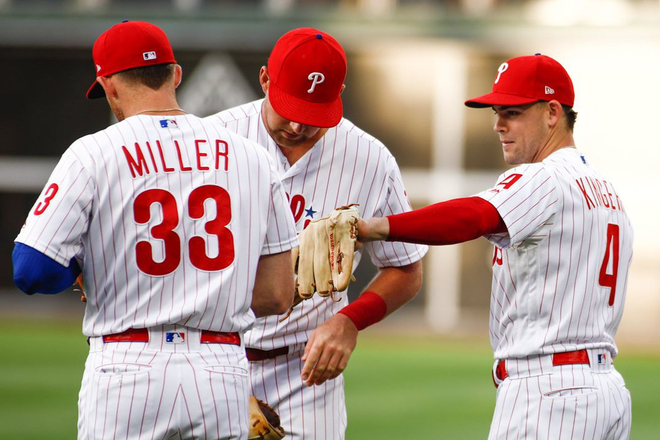 Depth should NOT be a problem for the 2020 Phillies