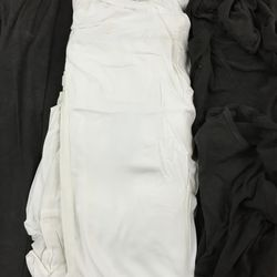 Lunar pants in off-white, $85