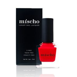 """Mischo Beauty """"Diana"""" Nail Lacquer, <a href=""""http://www.mischobeauty.com/collections/the-icons-collection/products/diana"""">$18</a>"""