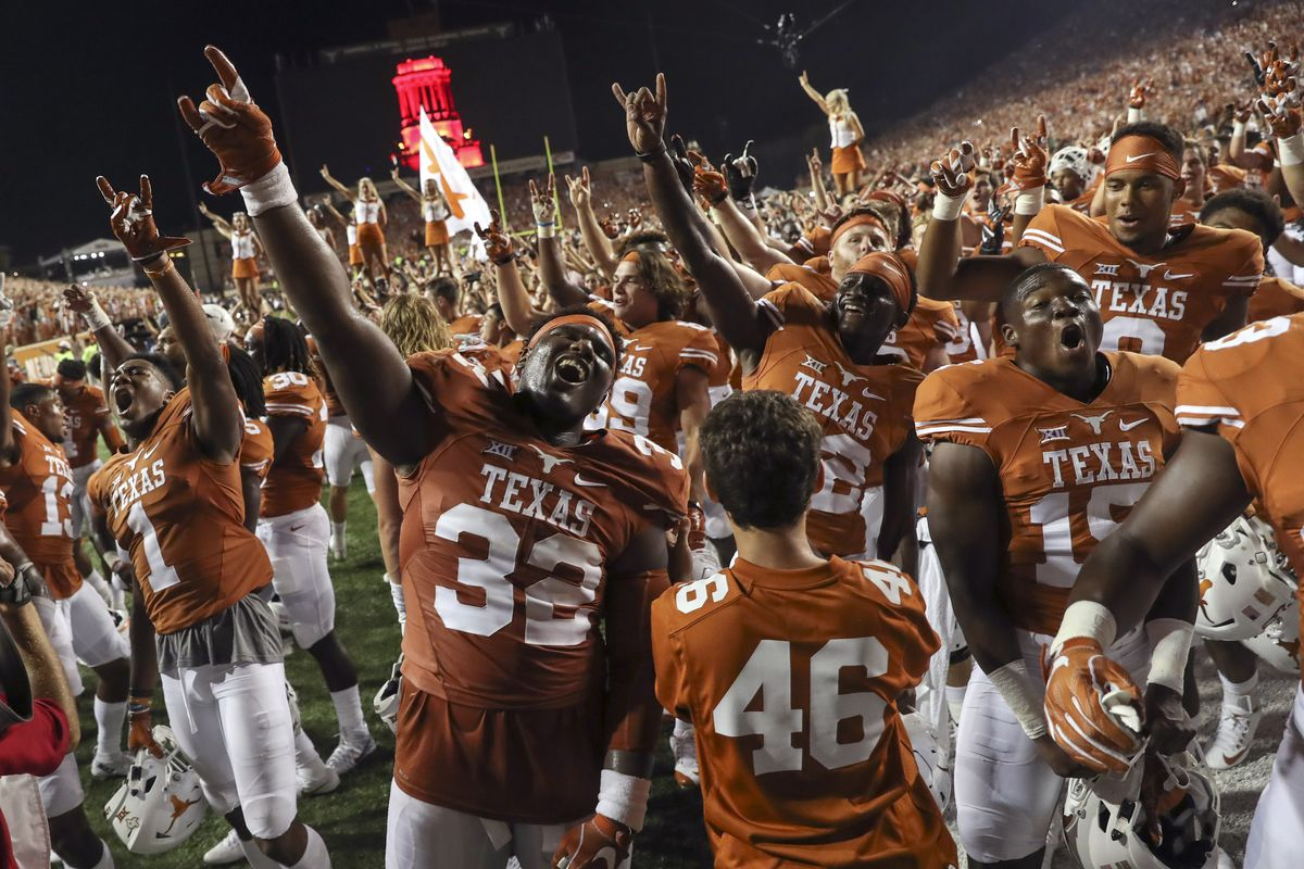Shooting From the Hip: Texas 50, Notre Dame 47