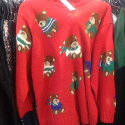 Ugly sweater, $11