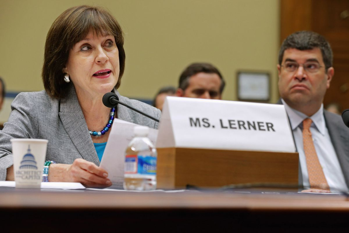 Ex-IRS official Lois Lerner.