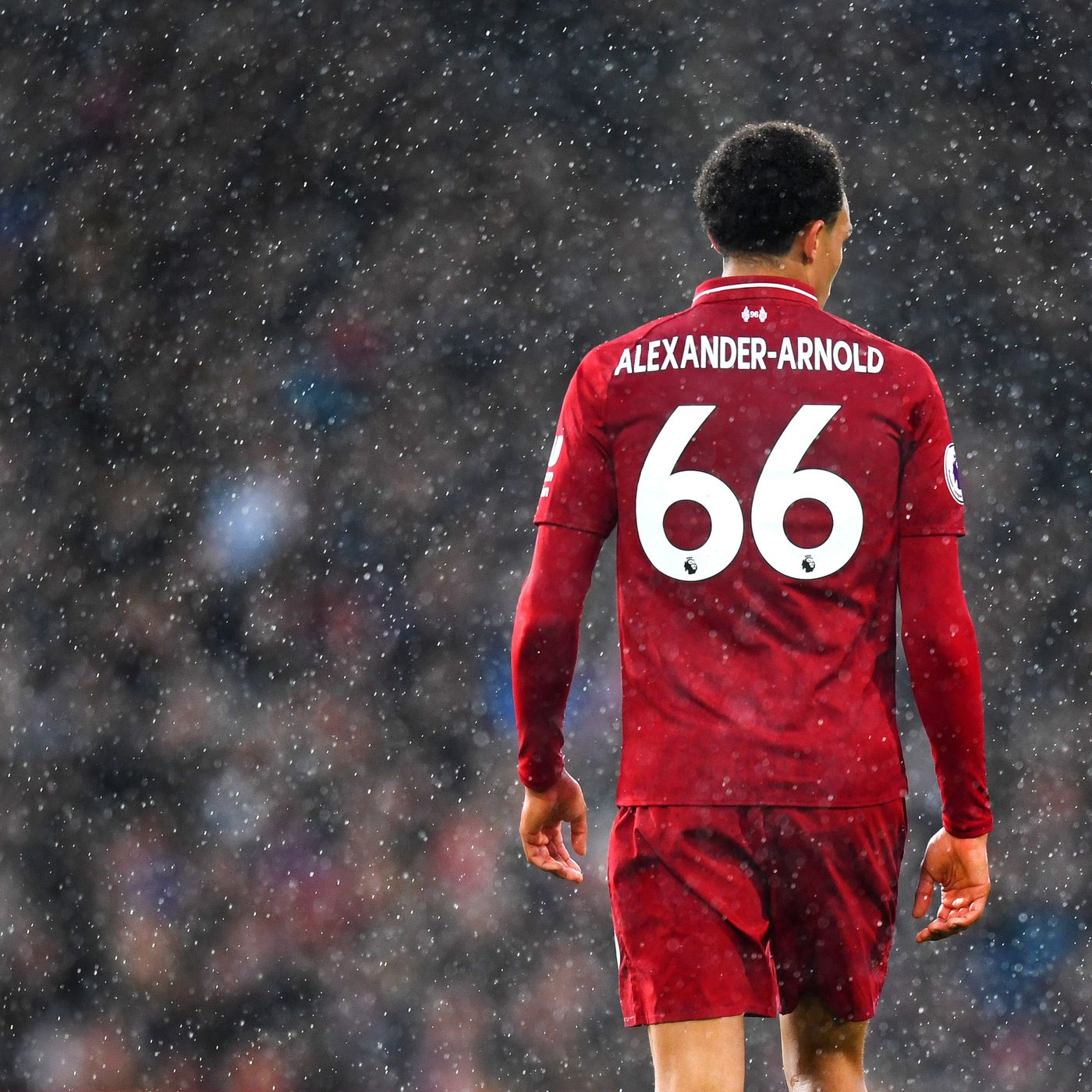 Trent Alexander Arnold Takes On Raheem Sterling For Pfa Young Player Honours The Liverpool Offside