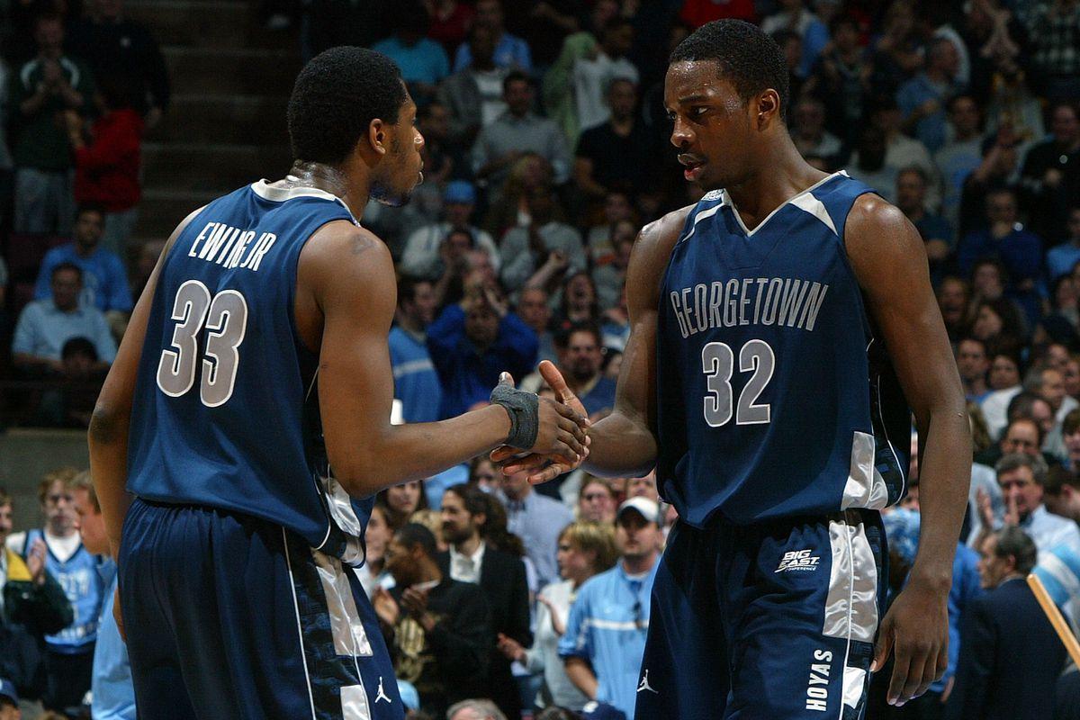 NCAA East Regional Final - Georgetown v UNC