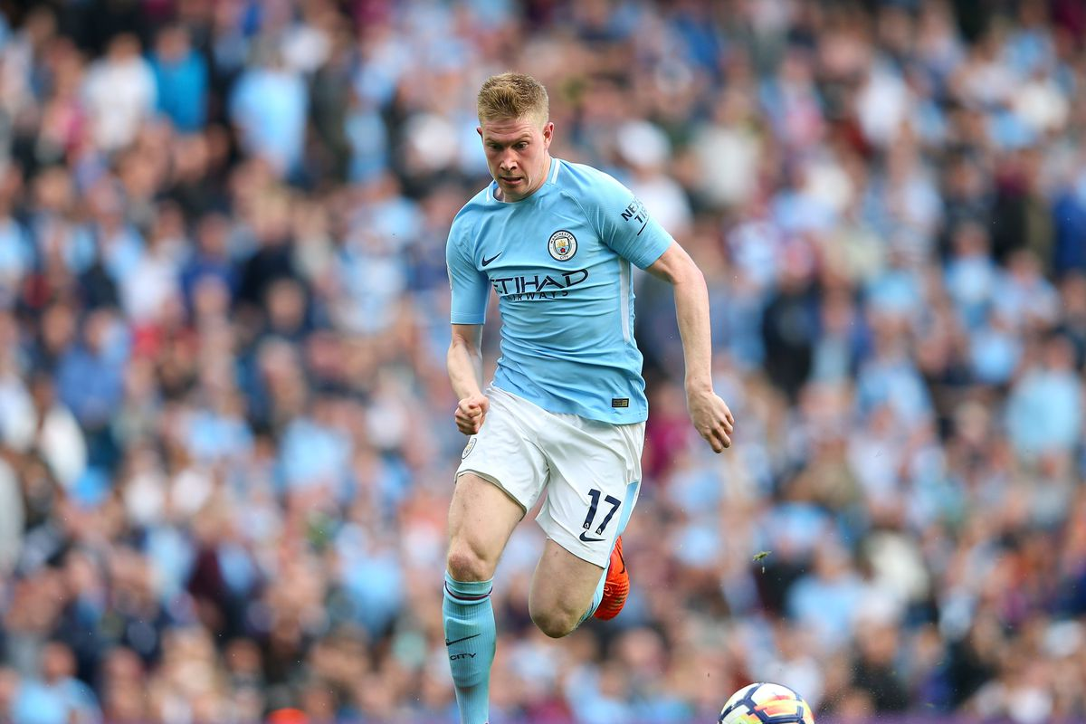 Manchester City Is Letting Kevin De Bruyne Show Off His Genius
