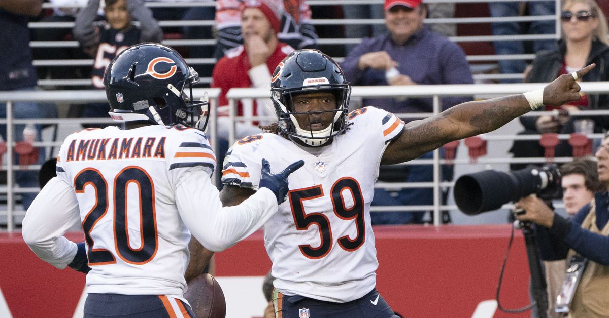 Back to the Future: Analyzing the Bears' long-term outlook at inside linebacker