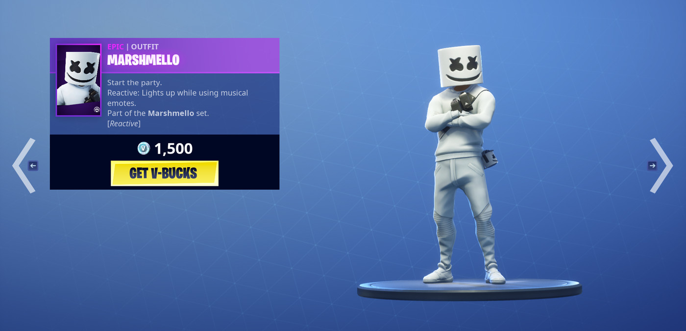 Whole Fortnite Marshmello Concert Marshmello Concert In Fortnite How And Where To Watch And Stream Polygon