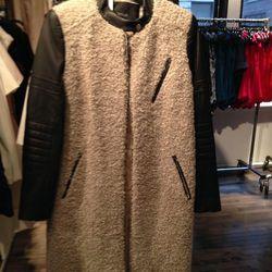 Coat, $650