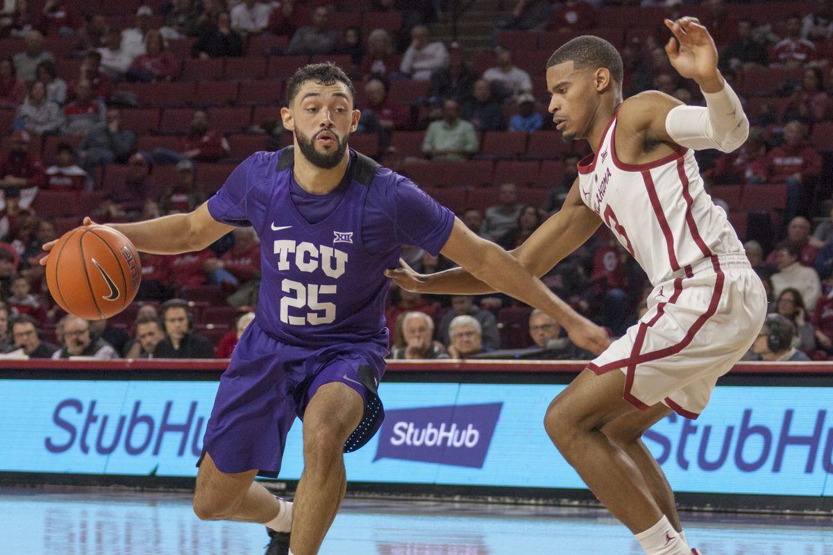 TCU Basketball at Oklahoma | January 12, 2019 | Norman, OK