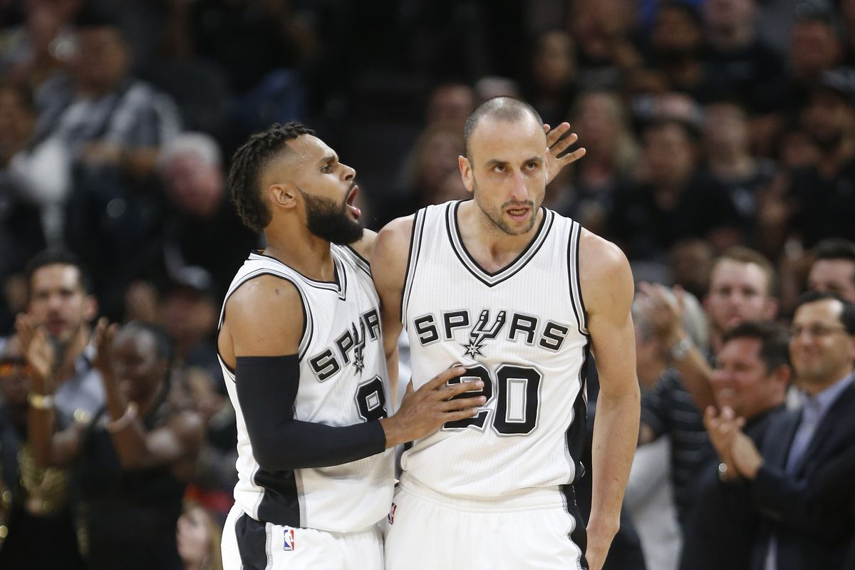 03bd92d7233 Manu Ginobili retiring means Patty Mills (!) is the longest-tenured Spurs  player. That's wild
