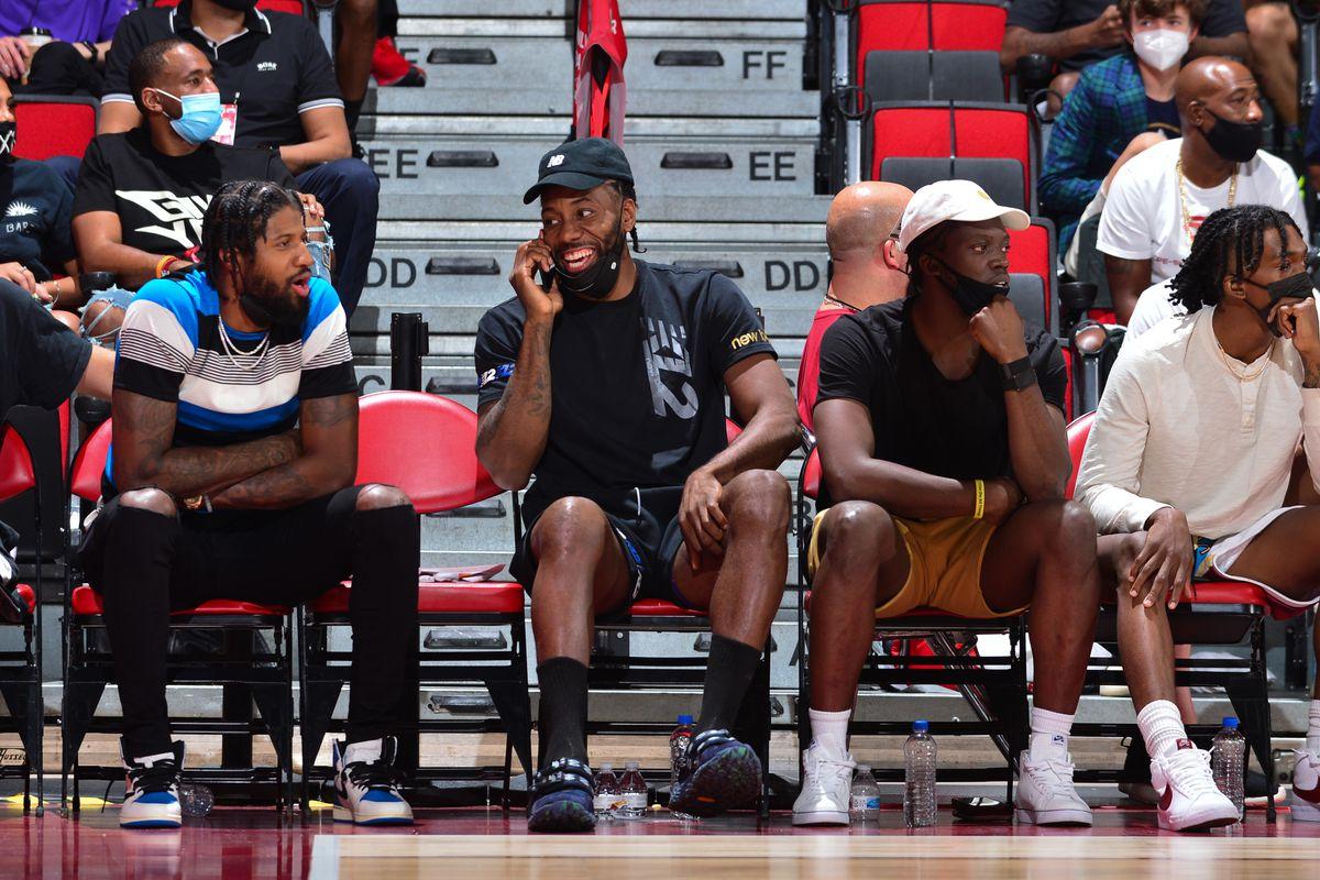 2021 Las Vegas Summer League - LA Clippers v Milwaukee Bucks