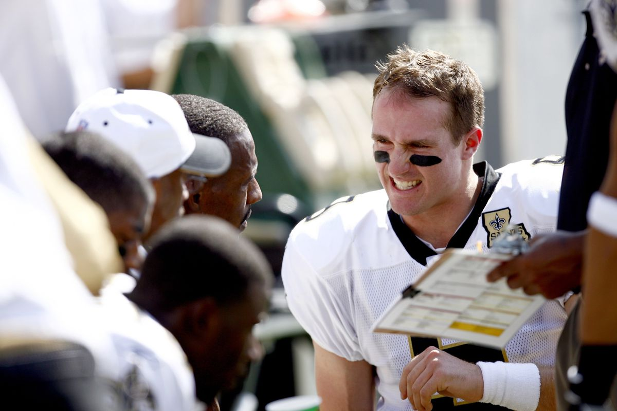 New Orleans Saints v Green Bay Packers