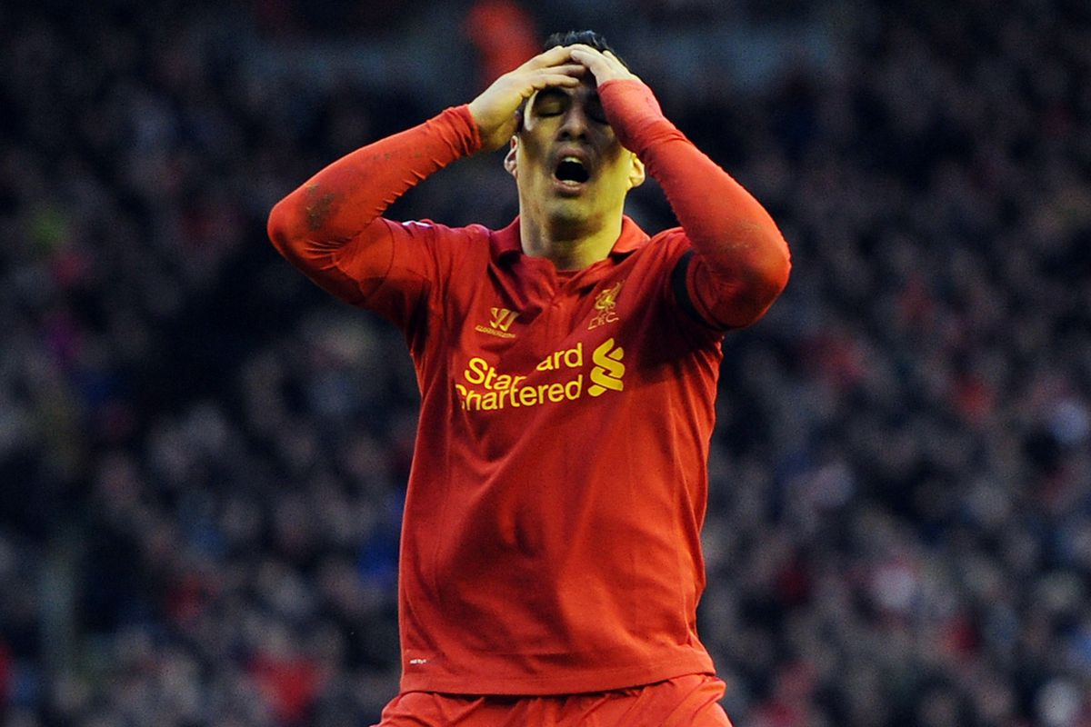 Luis feels the pressure of 90% of NMA placing the armband on him.