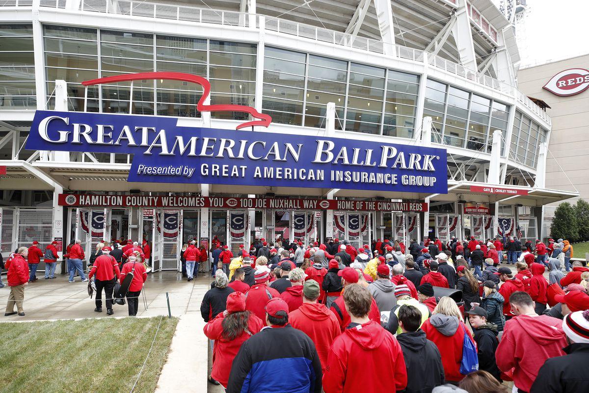 Washington Nationals v Cincinnati Reds