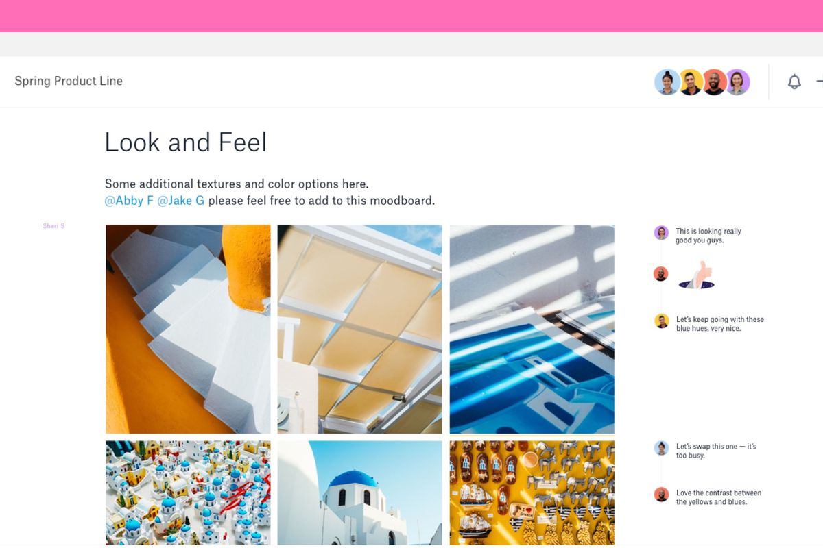 Dropbox finally brings its Google Docs competitor out of