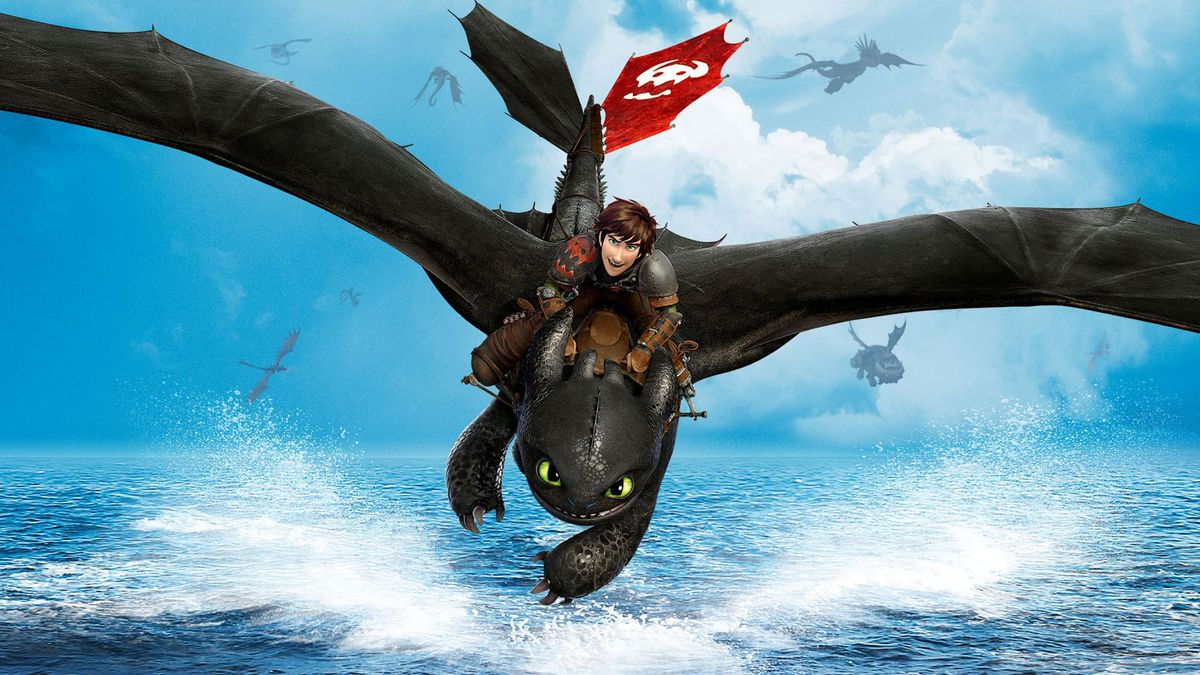 How to Train Your Dragon's music is Star Wars-level great