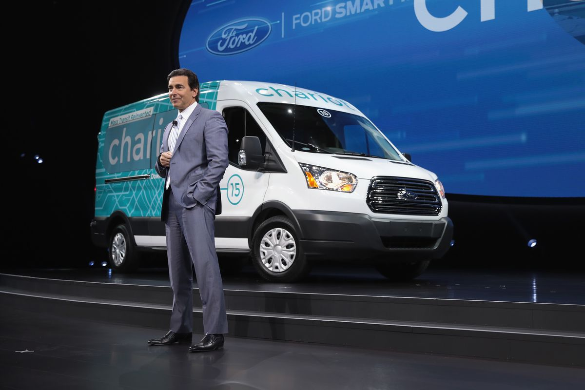 Ford is putting $1 billion into an AI startup, Detroit's biggest investment yet in self-driving car tech