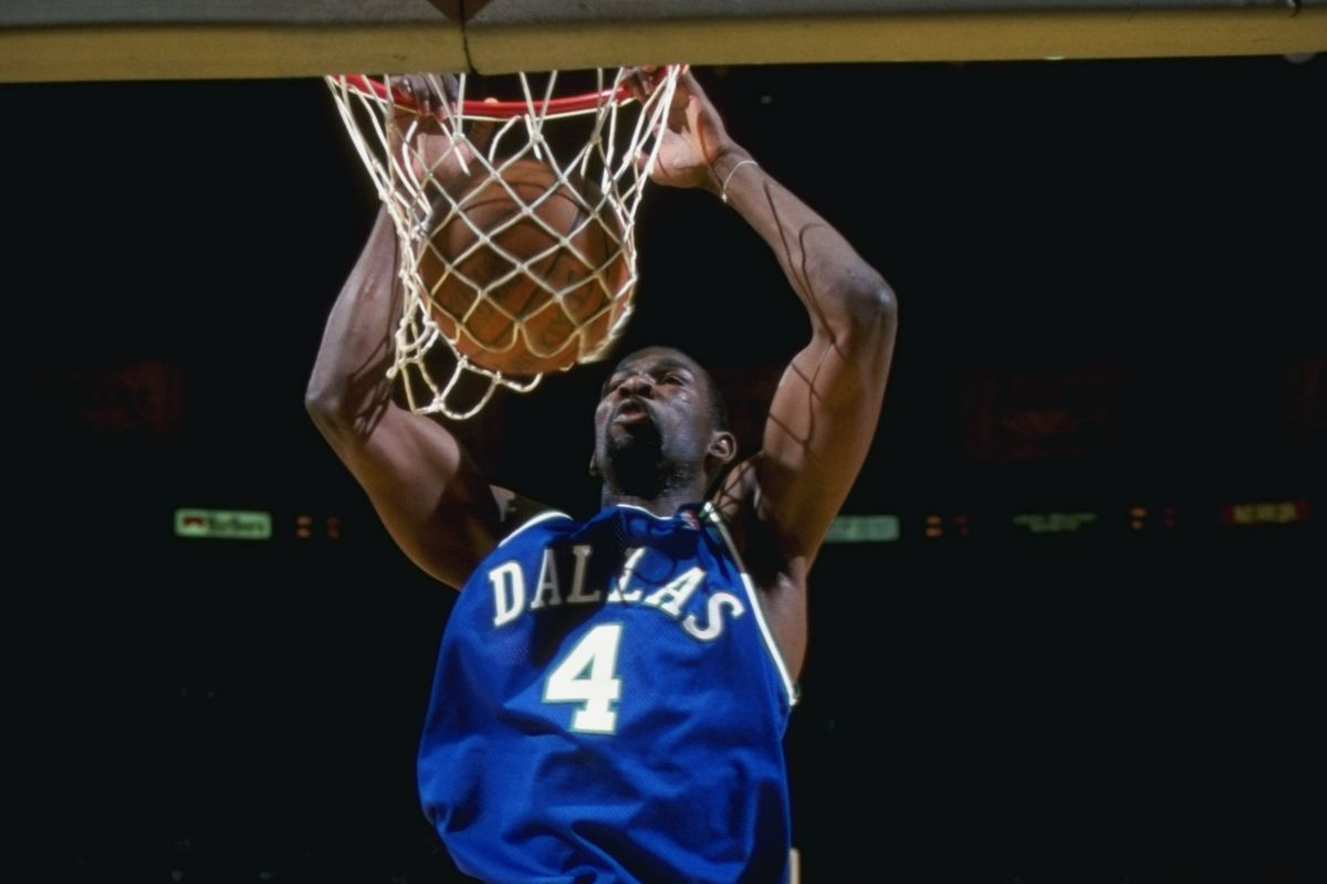 Michael Finley to represent the Mavericks at the NBA Draft Lottery