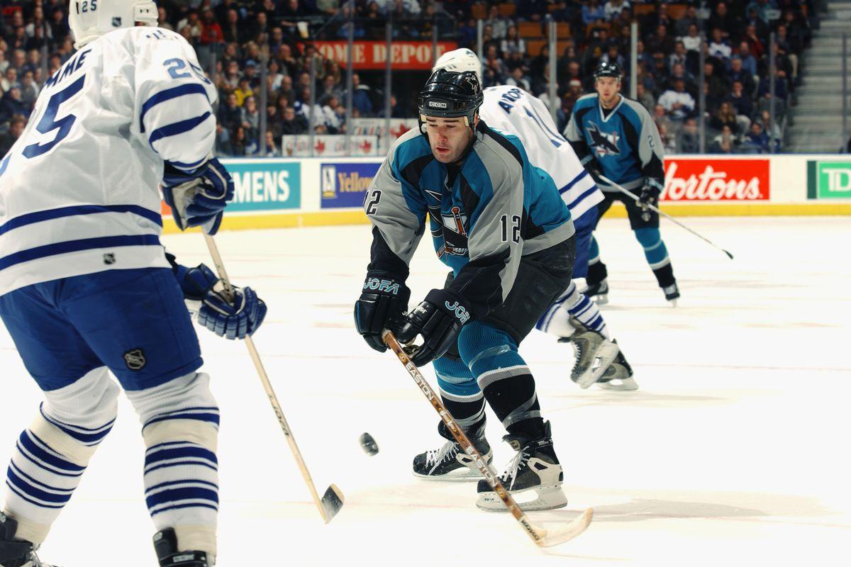 Sharks v Maple Leafs