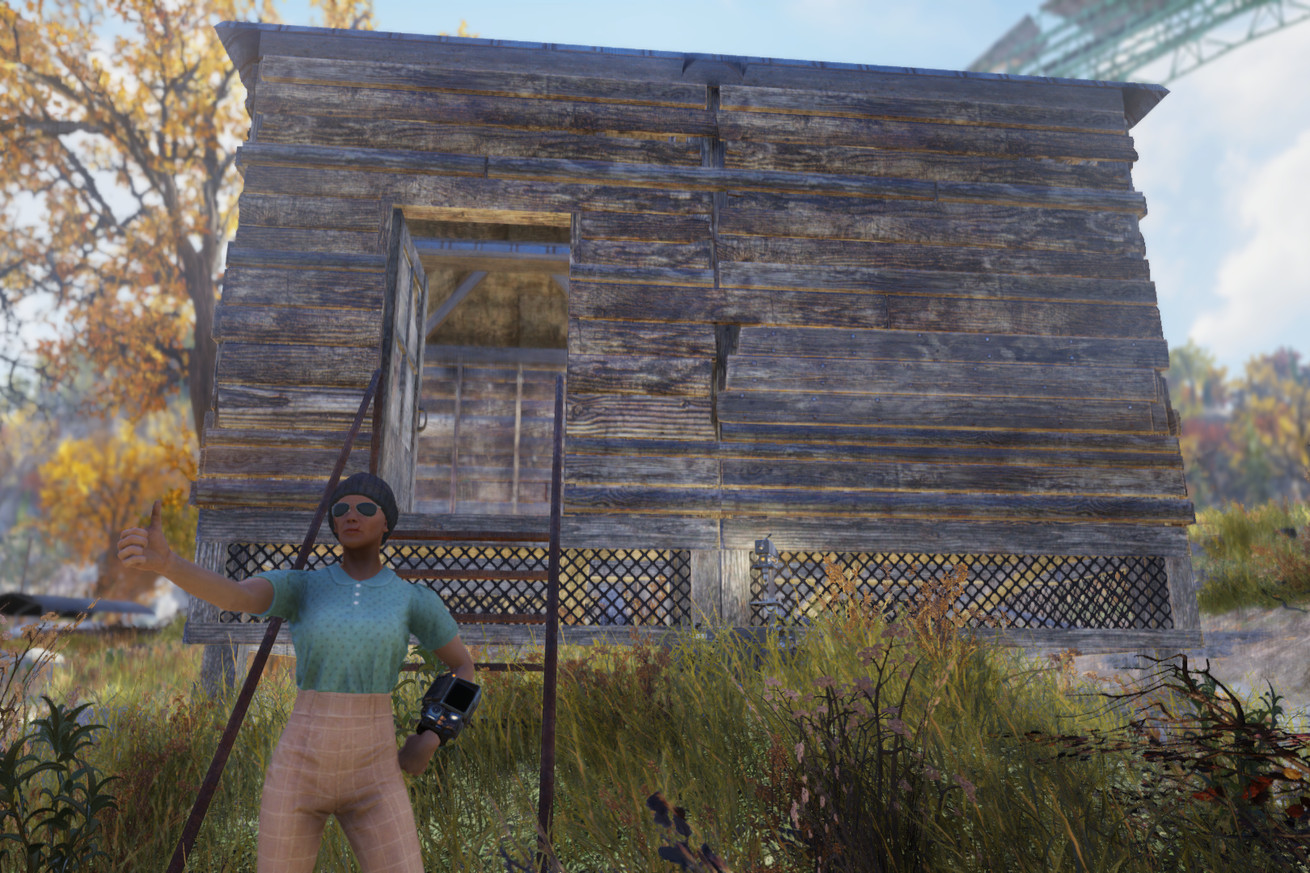 fallout 76 journal day 2 home and heartache