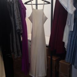 The Delphine cocktail dress ($148) is a great steal for a summer City Hall wedding.